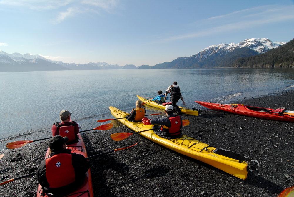 Half - Day Kayaking