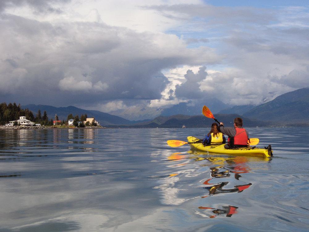 Resurrection Bay Kayaking