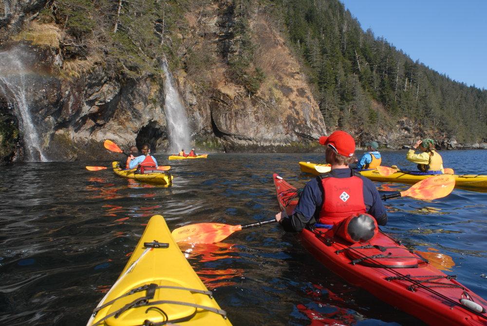 Fox Island Kayaking