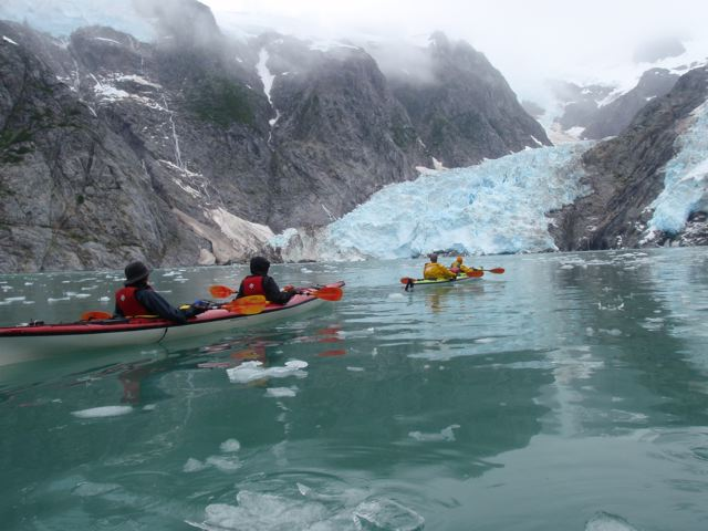 Northwestern Fjord Multi-Day Kayak & Camping Tours - Starting at $1299 per person (based on 4 person minimum).Includes guides, kayaking equipment, charter transportation,  camping equipment, gourmet meals.