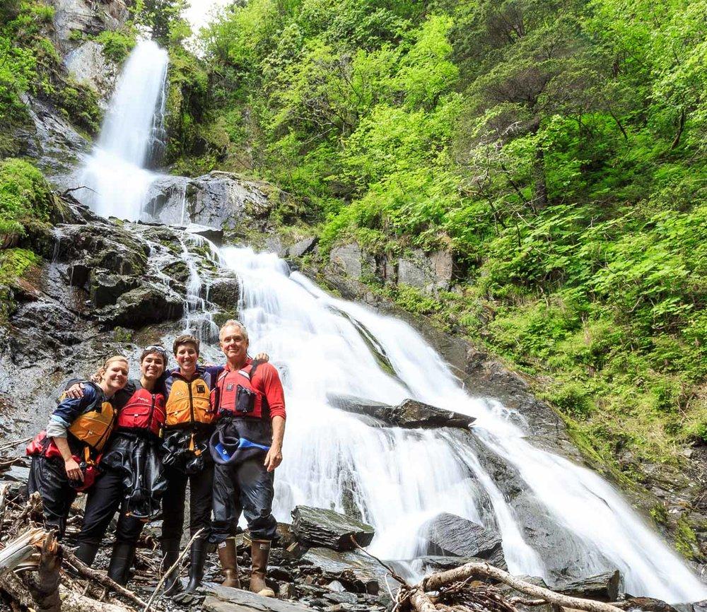 Tonsina Point Kayak & Exploration Combo   Available Daily 9am - 3pm  -May 15 - September 2, 2019