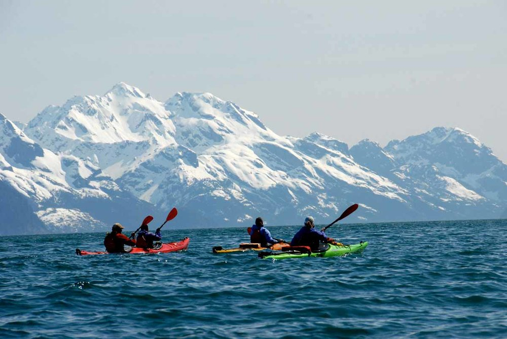 Caines Head Kayak & Hike Combo   Available daily 8:30am-4:30pm  -May 25 - August 25, 2019