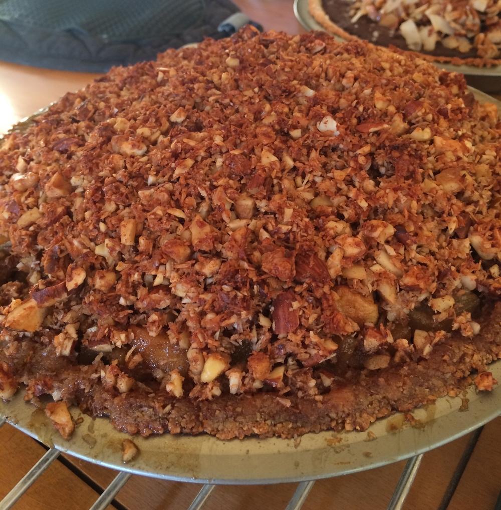 Paleo Dutch Apple Pie