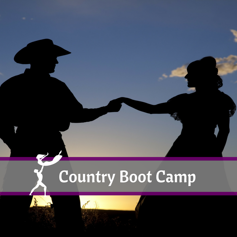Country 2 Step Boot Camp Single