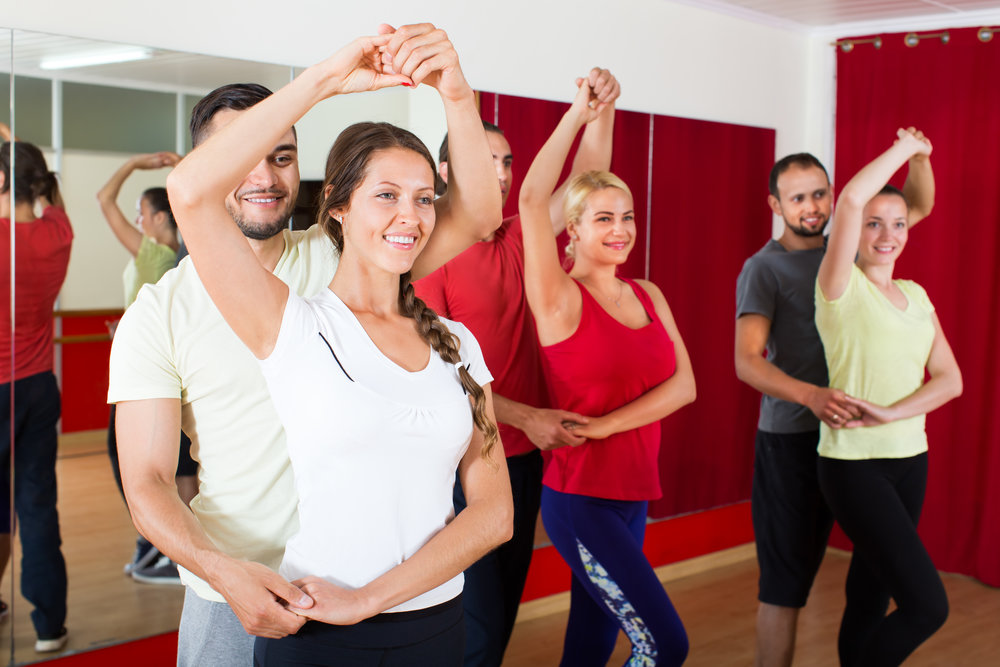 Group Classes - Get ready to work on various patterns with a variety of partners. Group classes are fun and social and are for all skill levels. Here you will begin to understand how your own body works and begin to retain the information through repetitive exercises. The more you come the easier it gets!