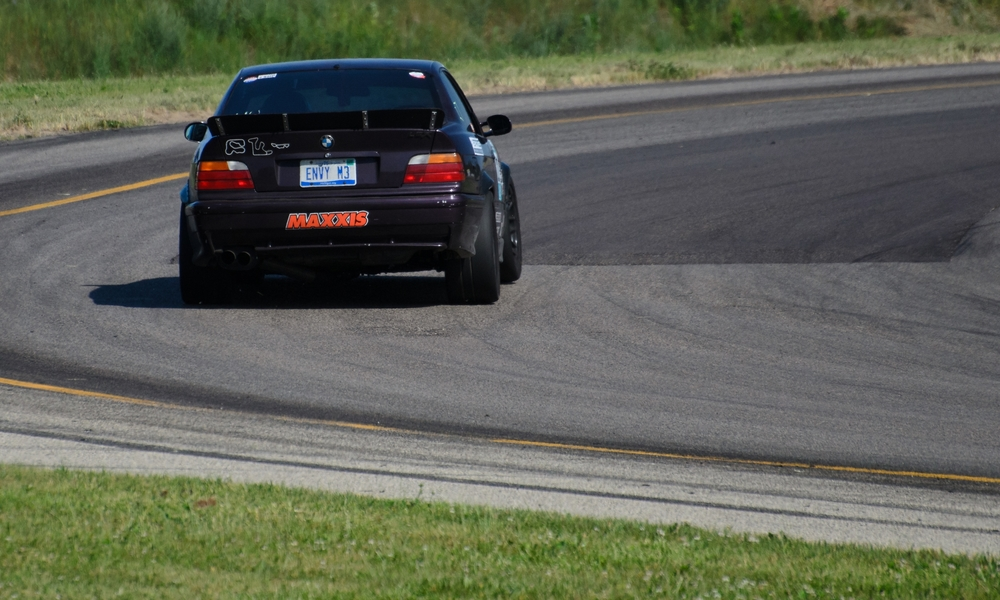 Bart and his America powered M3 took home second place in Track Mod RWD. A BMW 1 and 2 Finish. Glad to see the new faces in Trackbattle on podium.