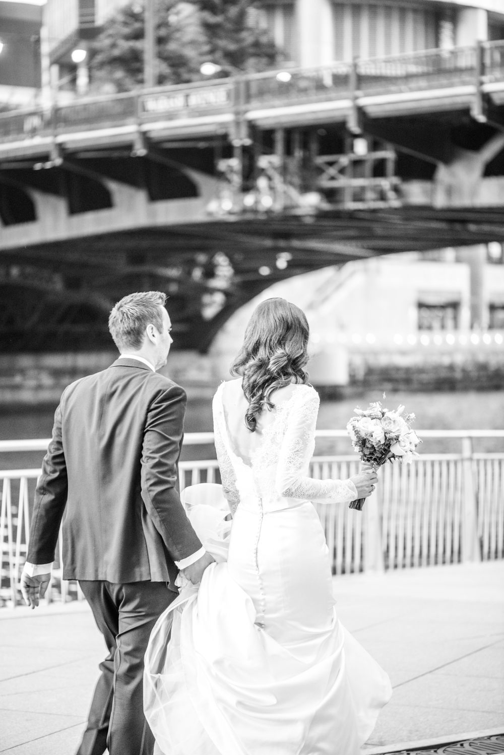 Katie's stunning vintage glam Chicago wedding captured by Tamara  Gruner Photography and featured on Style Me Pretty (click on photo for the story)
