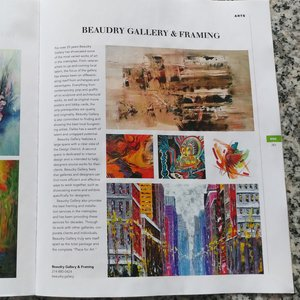 Dallas Style Design Magazine Feature Sarah Janece Garcia
