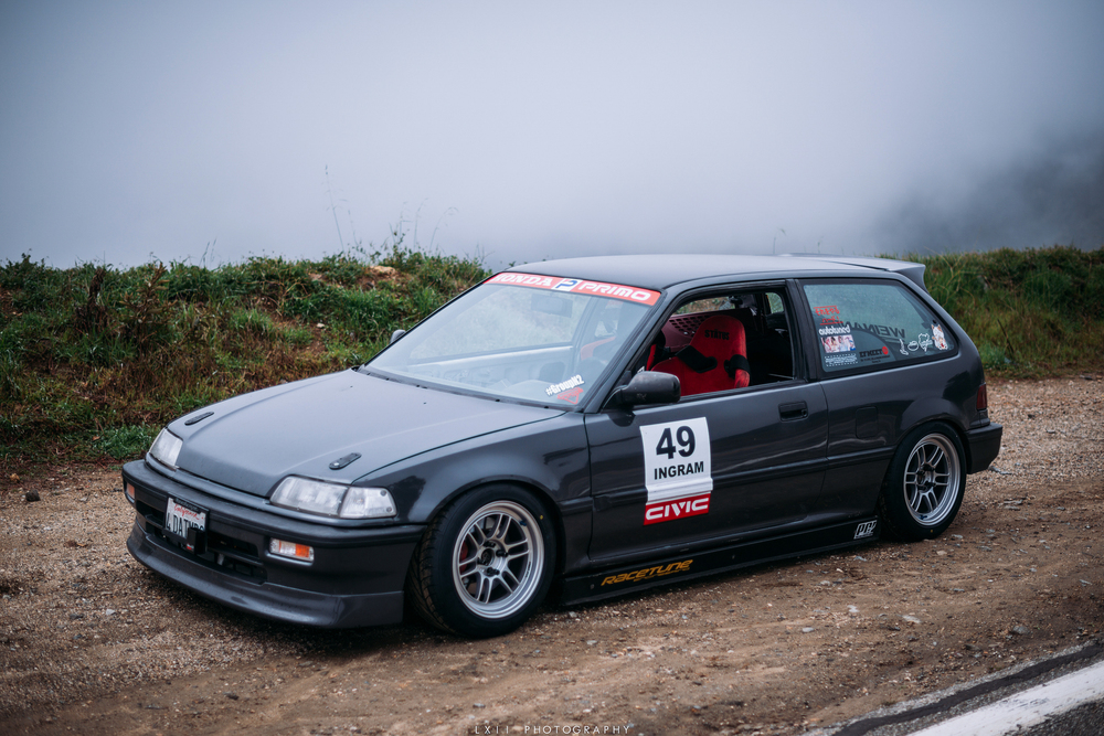 Bmw Mountain View >> James's Honda Civic EF Hatch — LXII Photography