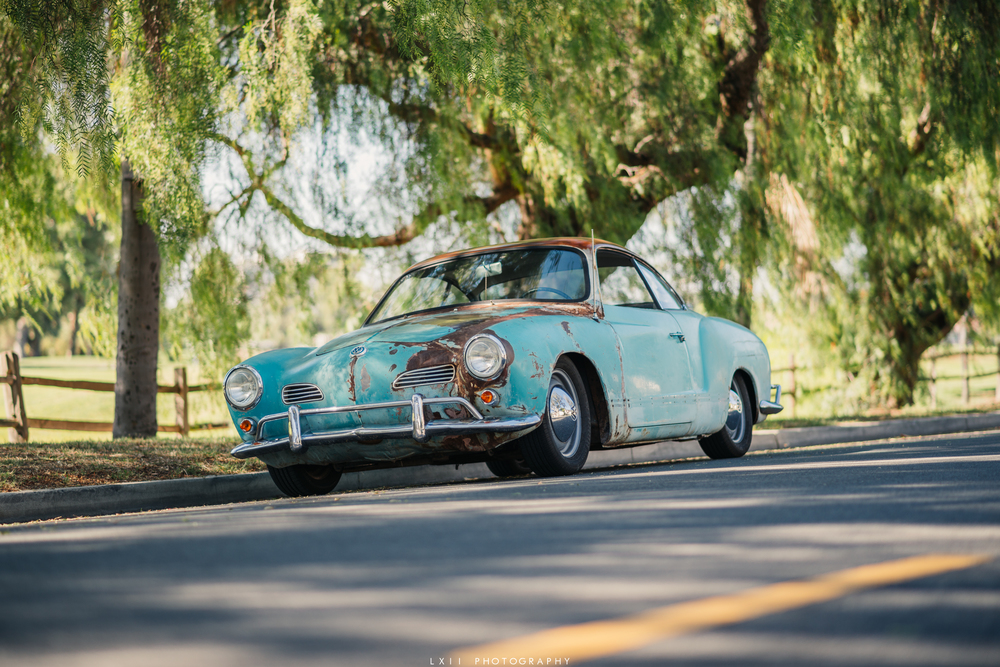 Scott's Kharmann Ghia