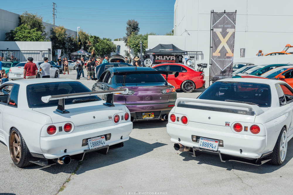Tuner Evolution x Ace Alloy Spring Gathering 2016