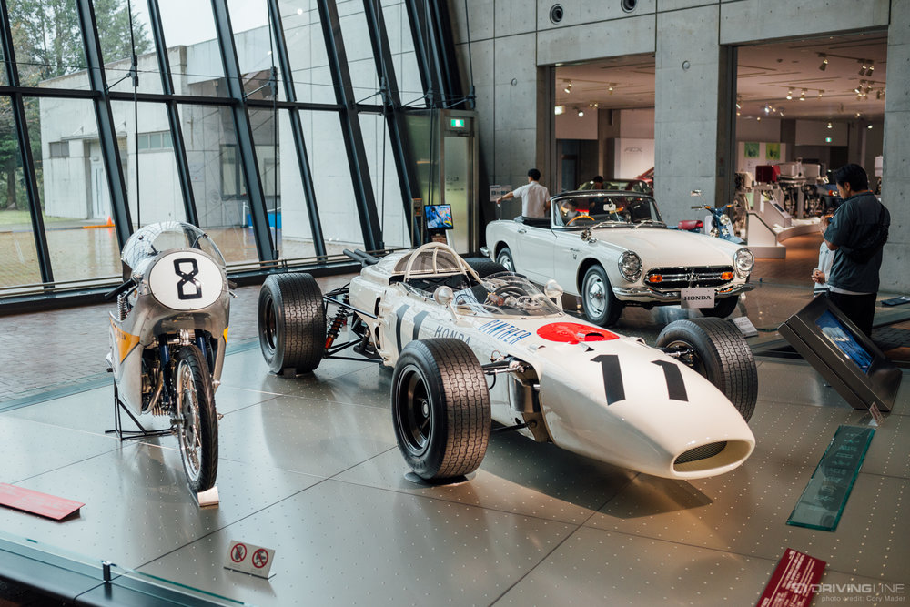 Previously Unreleased: Honda Collection Hall