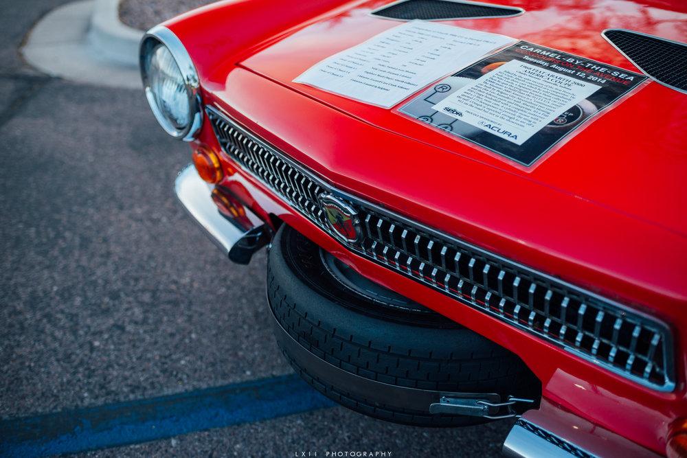 Scuderia Southwest | April 2017 |1968 Fiat Abarth 2000 America Coupe