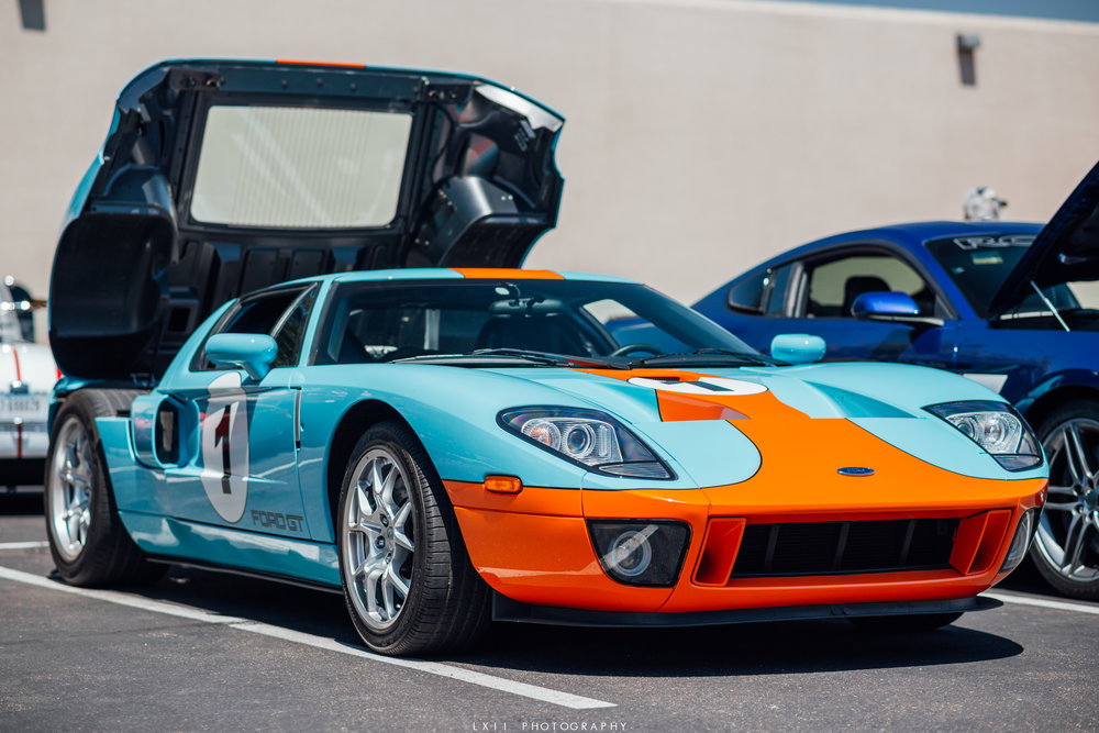 Hillbank Grand Opening | June 3, 2017 | Ford GT and GT40