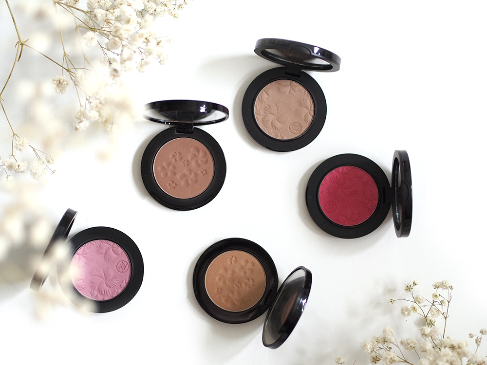 All Rouge Bunny Rouge blushes