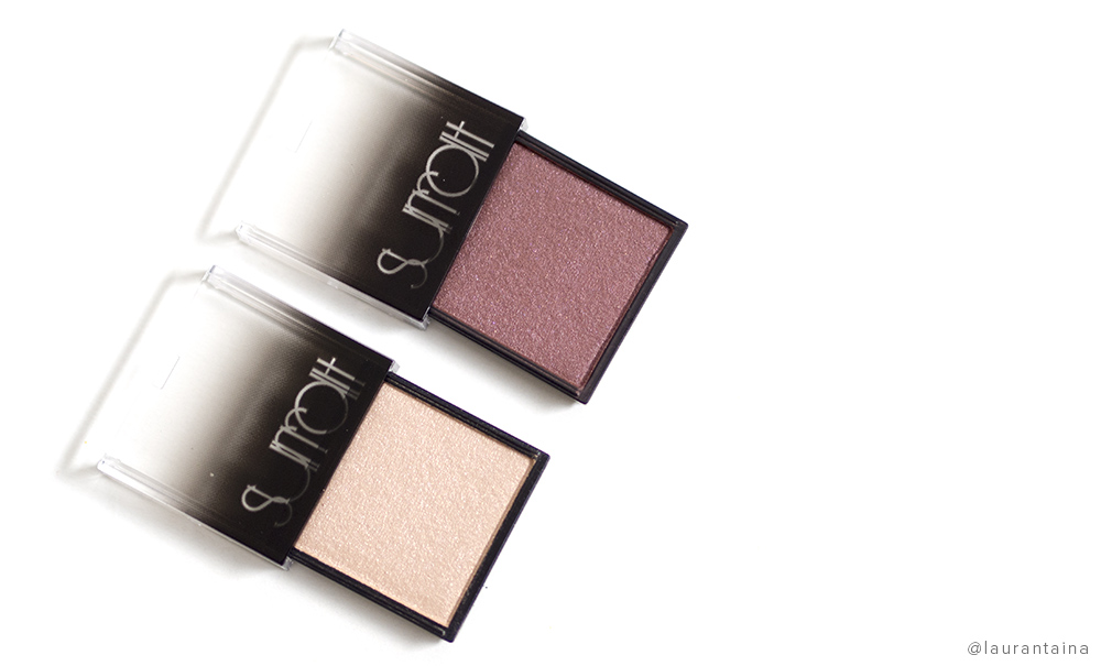 Surratt Artistique Eyeshadow in 7 Idealiste and 14 Marron
