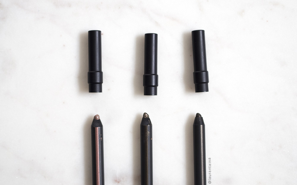 THREE cosmetics pencil eyeliner