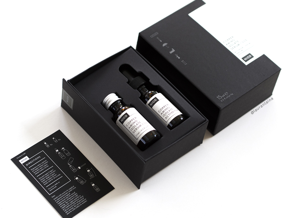 NIOD CAIS packaging