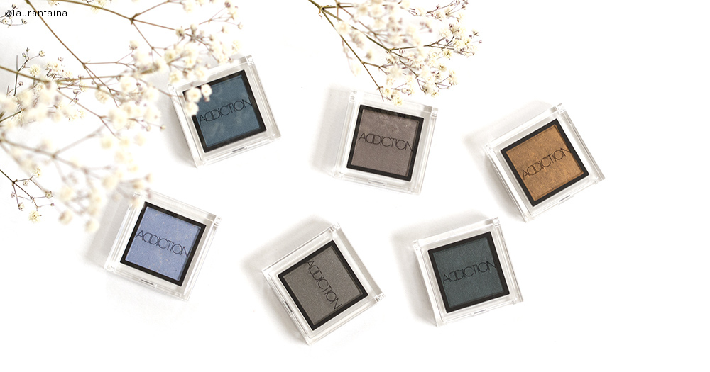 Addiction Modern Nostalgia Eyeshadows