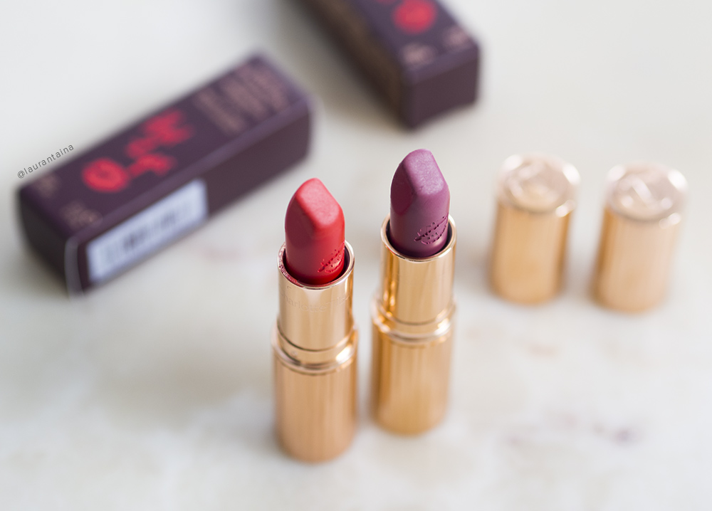 Charlotte Tilbury Hot Lips Giveaway