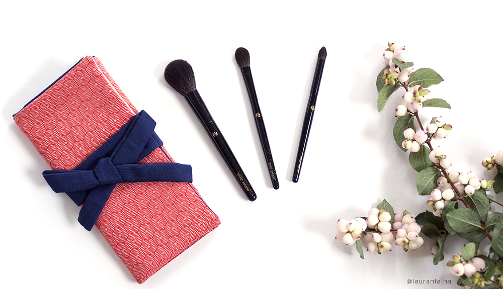 Kyureido FIne Kalla brushes