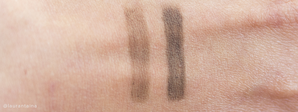 Rouge Bunny Rouge Long-lasting Brow Liner swatches