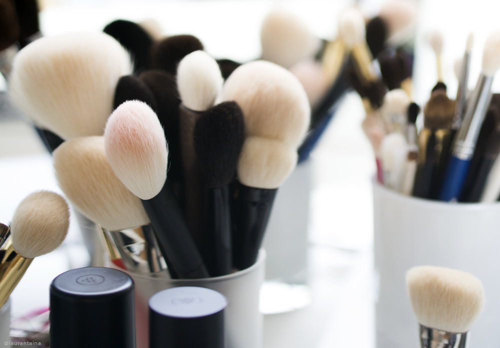 Luxury brushes