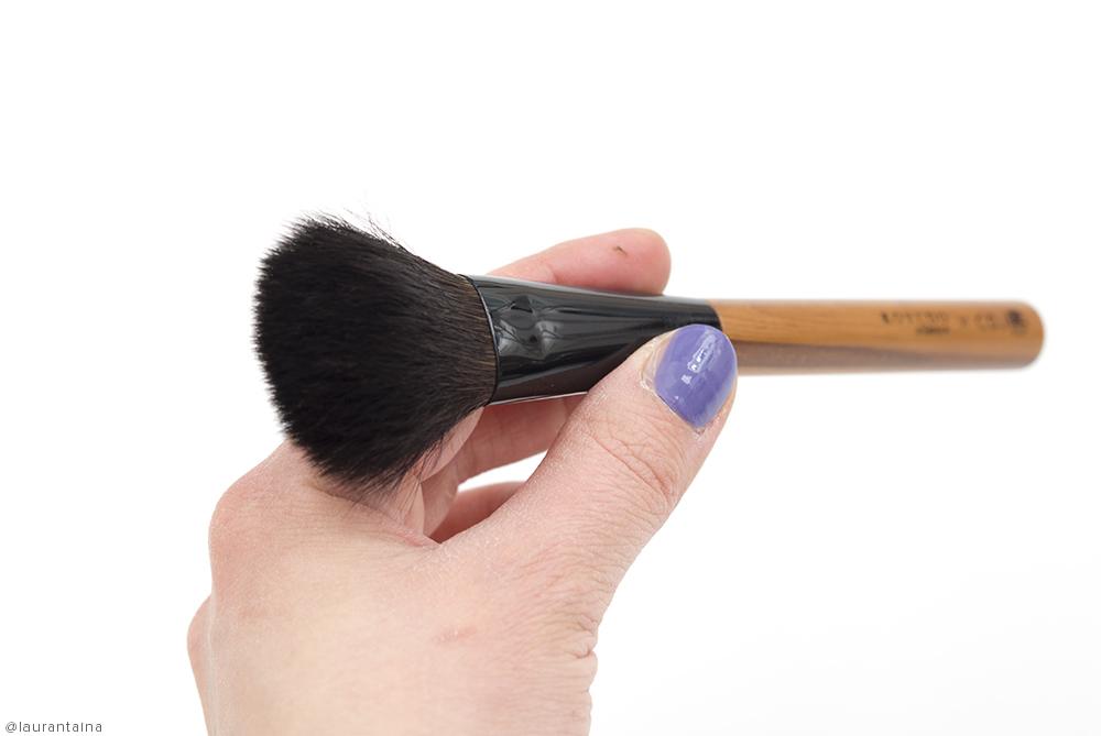 Koyudo x CDJapan Squirrel brush