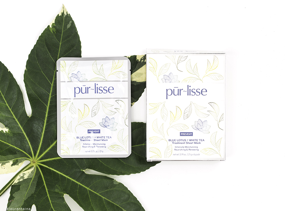 Pur~lisse sheet masks