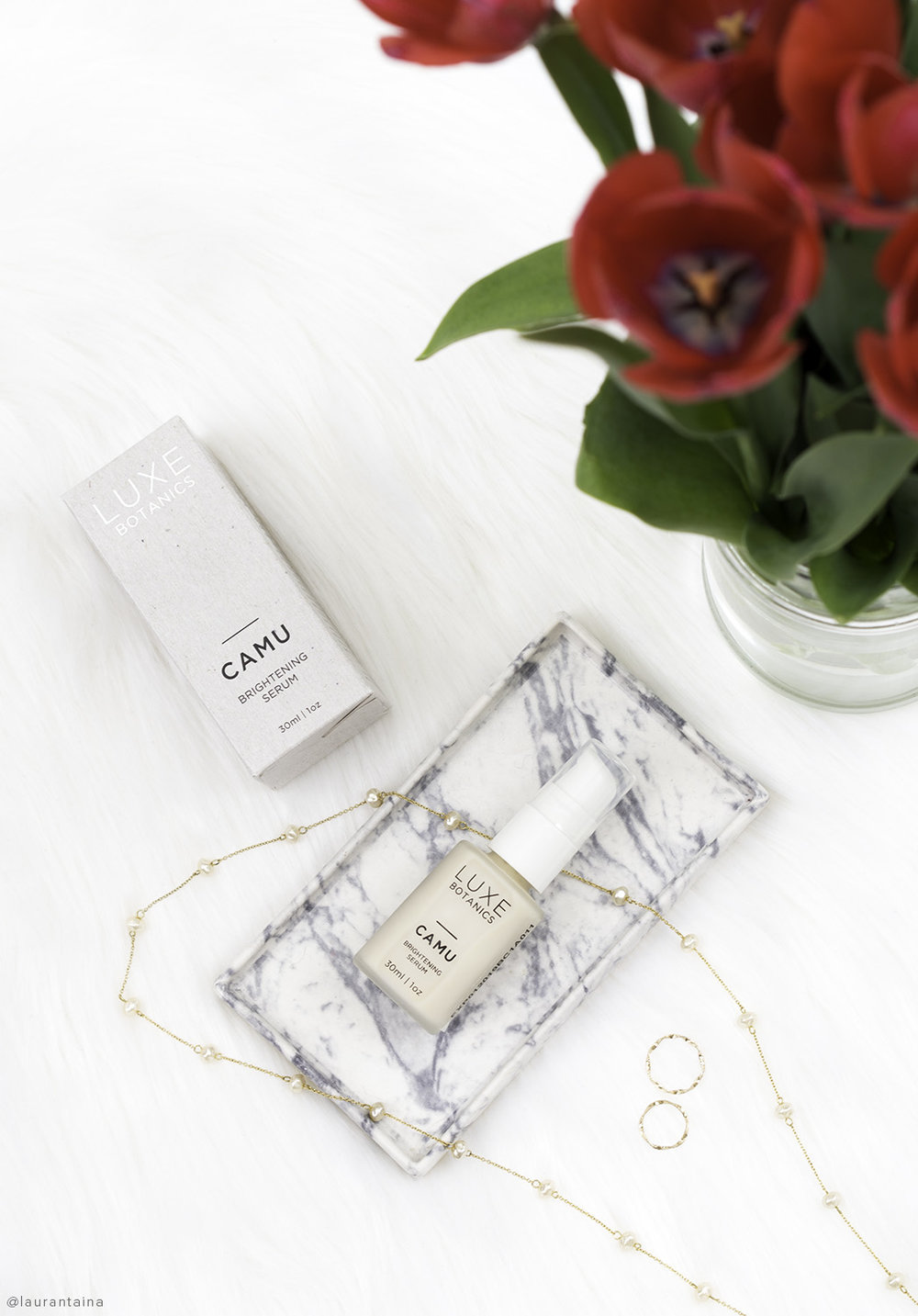 Luxe Botanics Camu Brightening serum review and interview with the ...