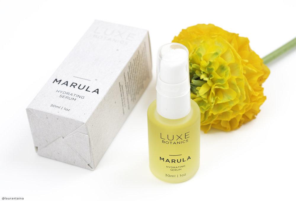 Luxe Botanics Marula Hydrating Serum