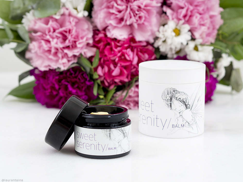 Max and Me Sweet Serenity Beauty Balm Review