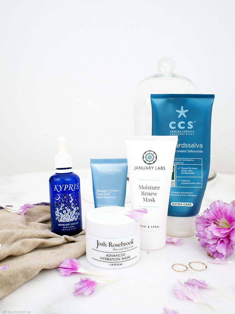 Transitional Nighttime Skincare Essentials: Kypris, January Labs, Josh Rosebrook