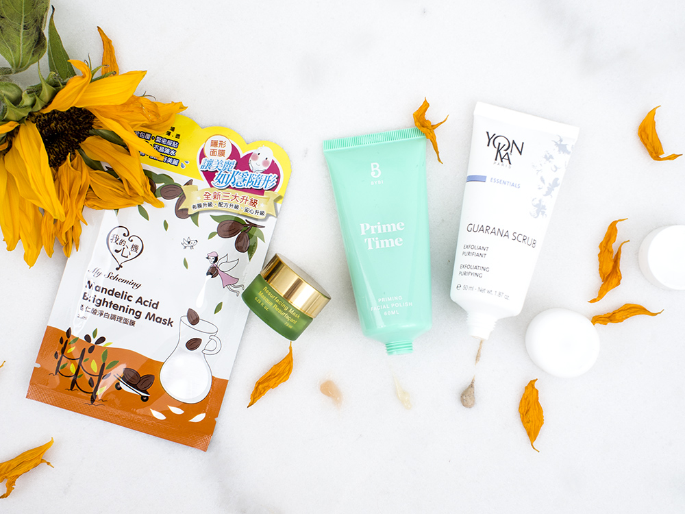 Get The Glow! Exfoliating Products | Laura Loukola Beauty Blog
