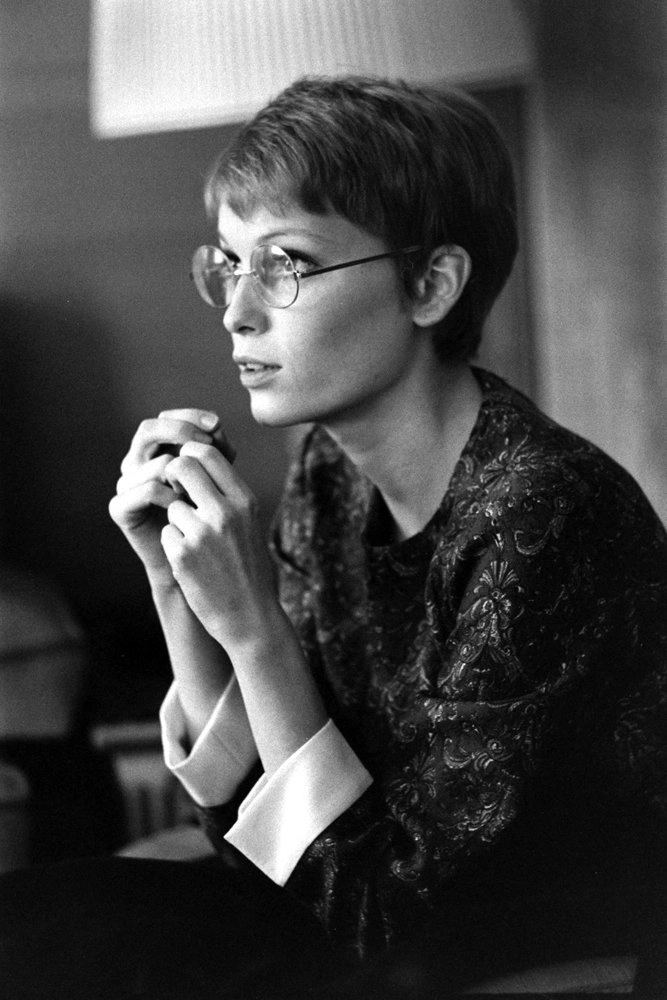 Mia Farrow (source: Time)