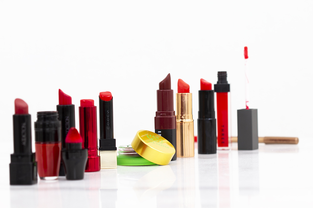 Red Lipstick Favorites | Laura Loukola Beauty Blog
