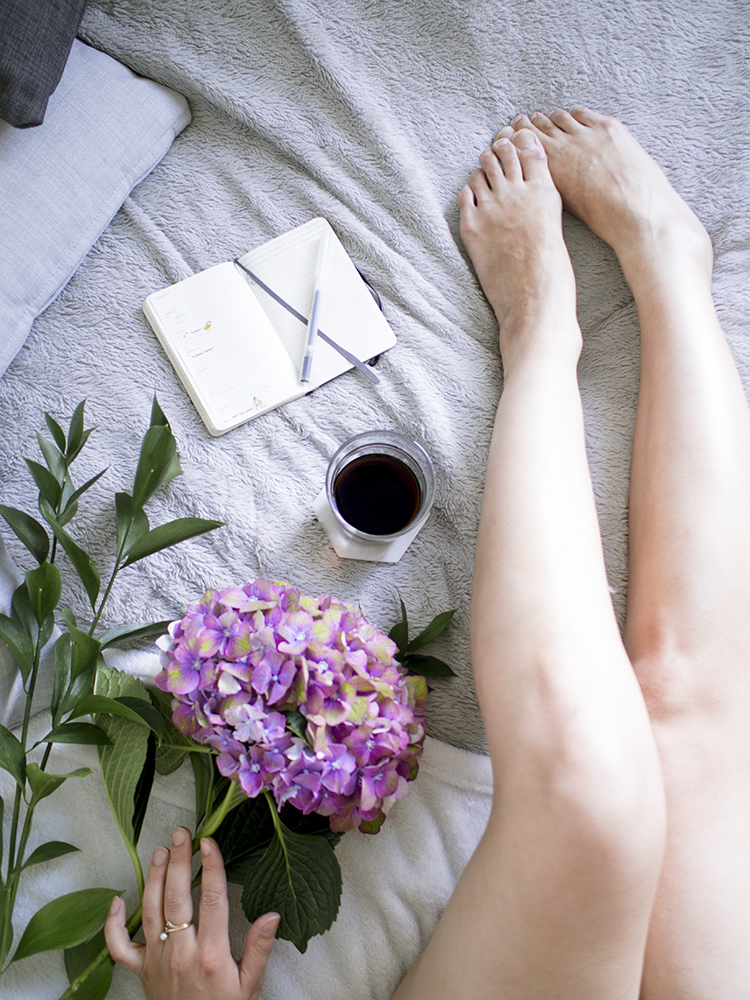 Simple Self-Care Practises When You Are Down | Laura Loukola Beauty Blog