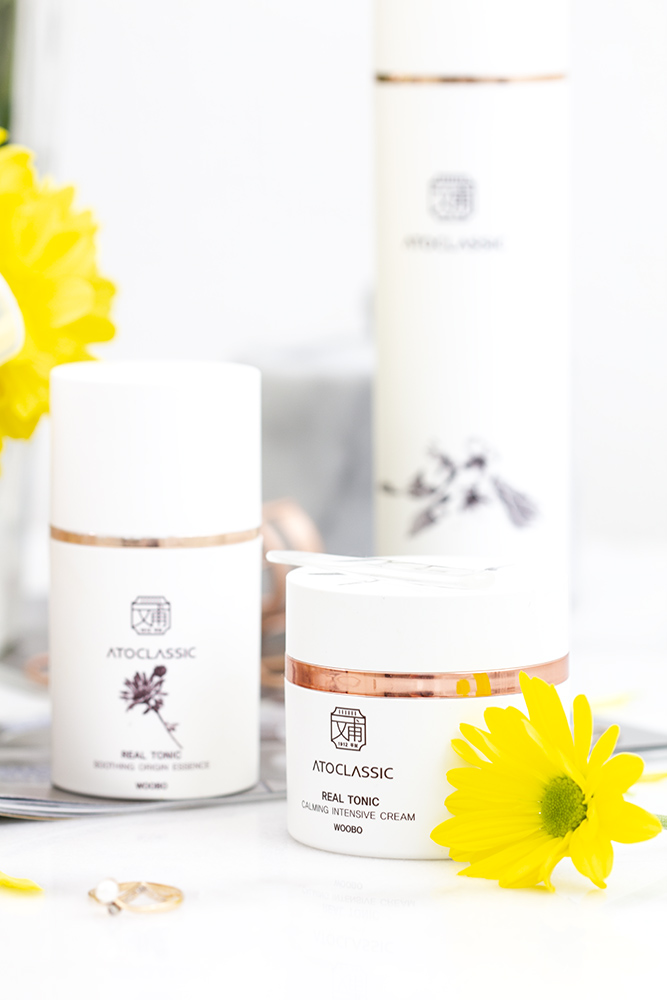 Atoclassic Real Tonic Calming Intensive Cream Review | Laura Loukola Beauty Blog