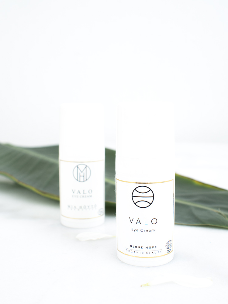 Globe Hope Cosmetics Valo Eye Cream Review | Laura Loukola Beauty Blog