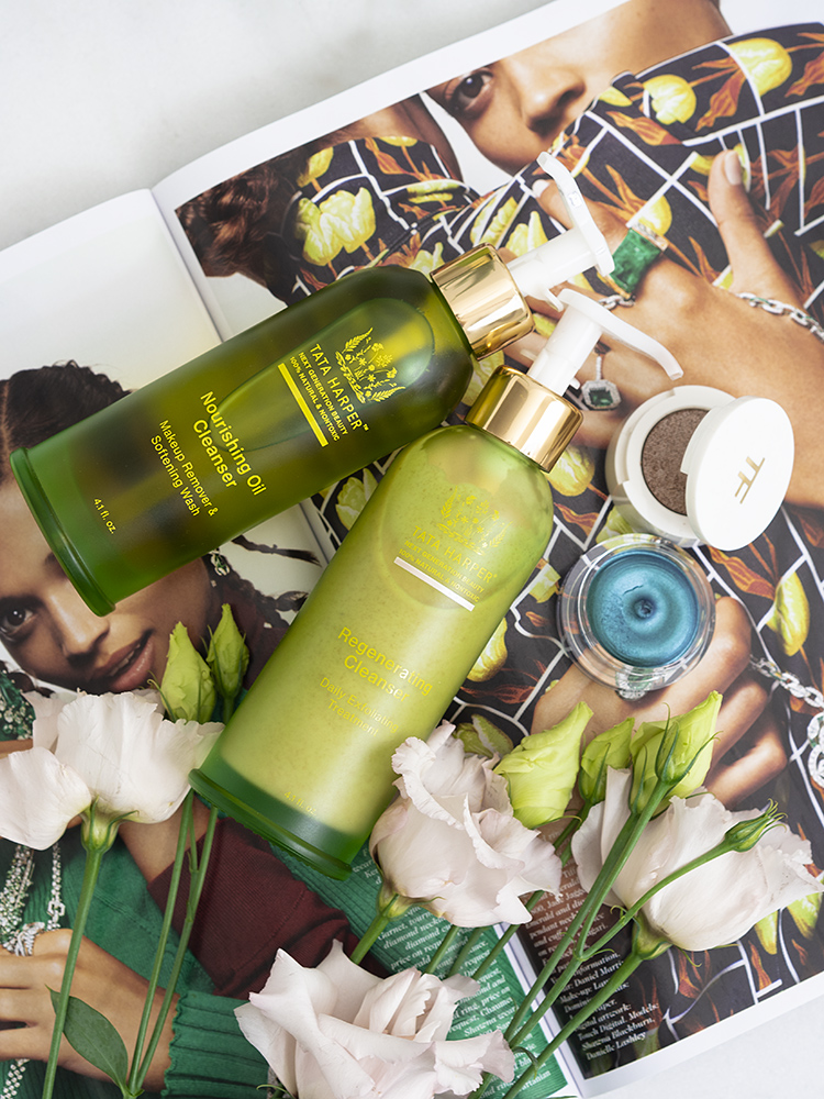 Tata Harper Regenerating Cleanser | Laura Loukola Beauty Blog