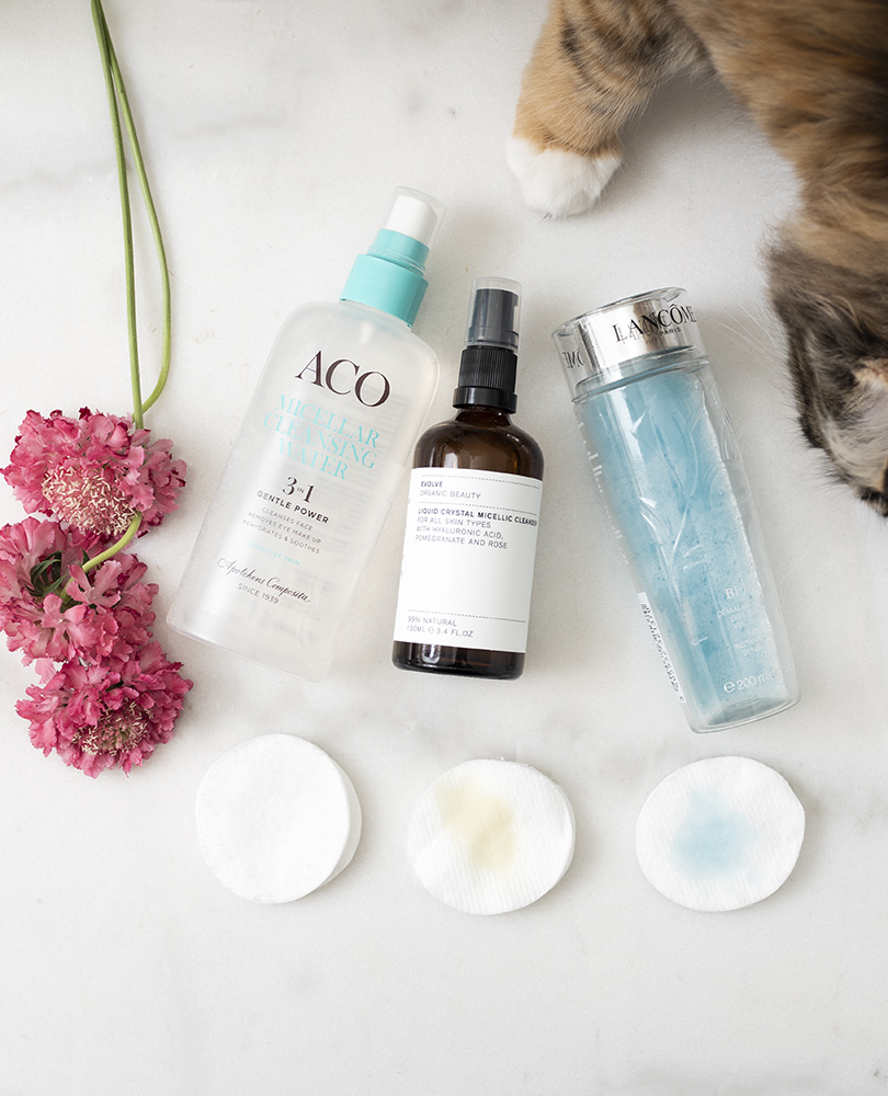 Best Makeup Removers and Micellar Waters | Laura Loukola Beauty Blog