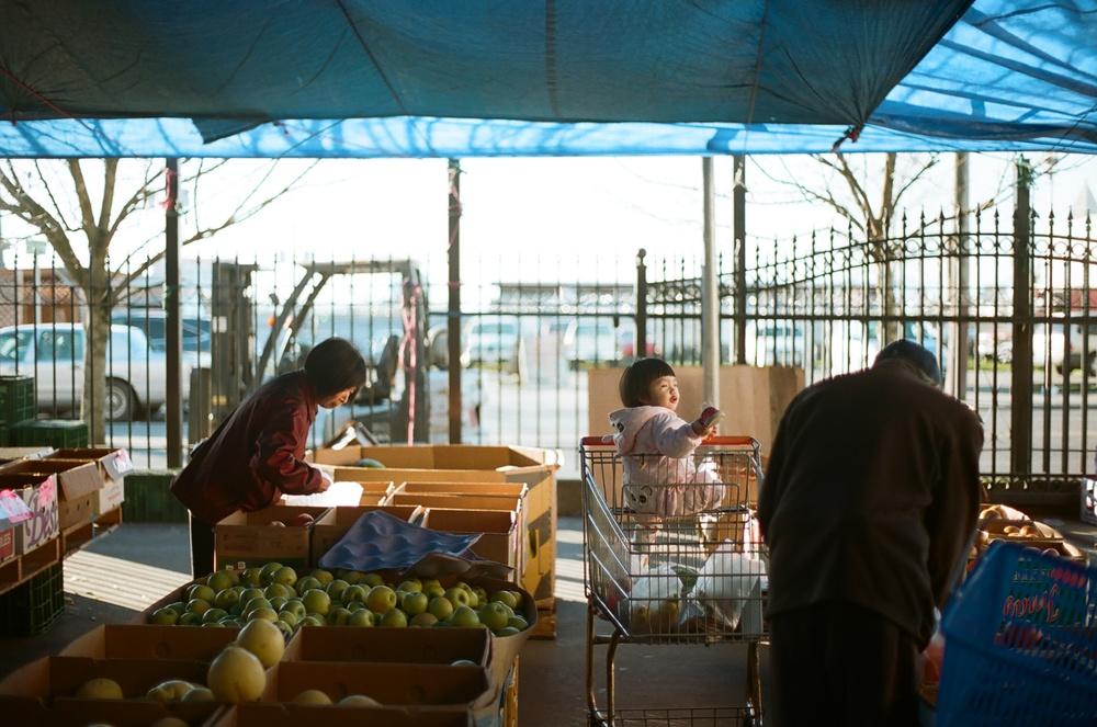 Hau Hau Market