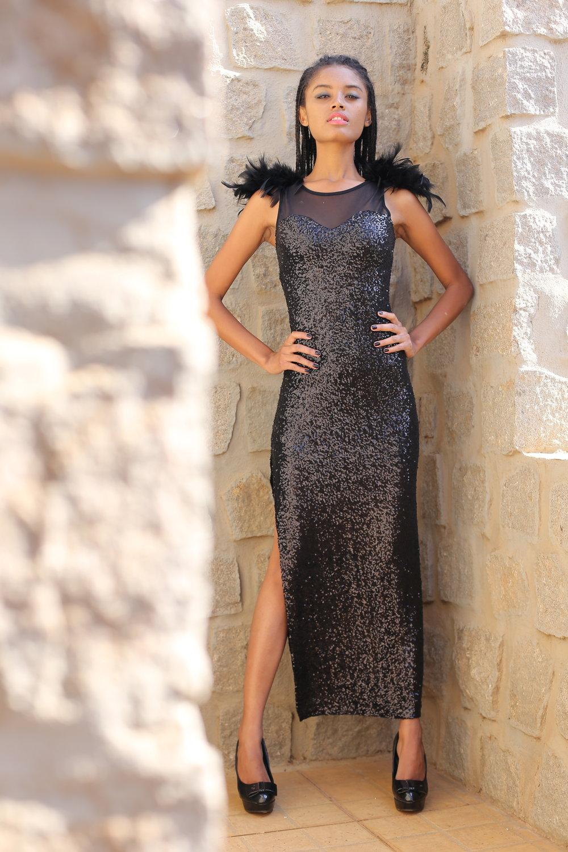 Model : Josie from Madagascar  Photographer : David Bioux
