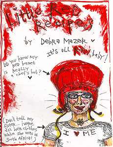 Little Red Recipes - circa 2002