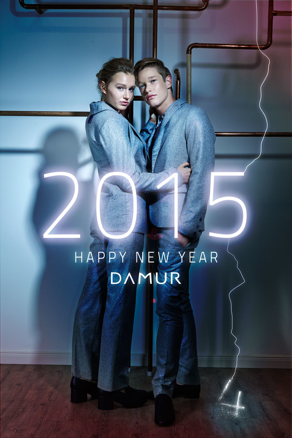 DAMUR wishes you a great beginning of 2015!     We are pleased to announce that twenty fifteen is going to be a special year for DAMUR. We look forward to sharing the news of all our exciting projects as they unfold.     Stay tuned!