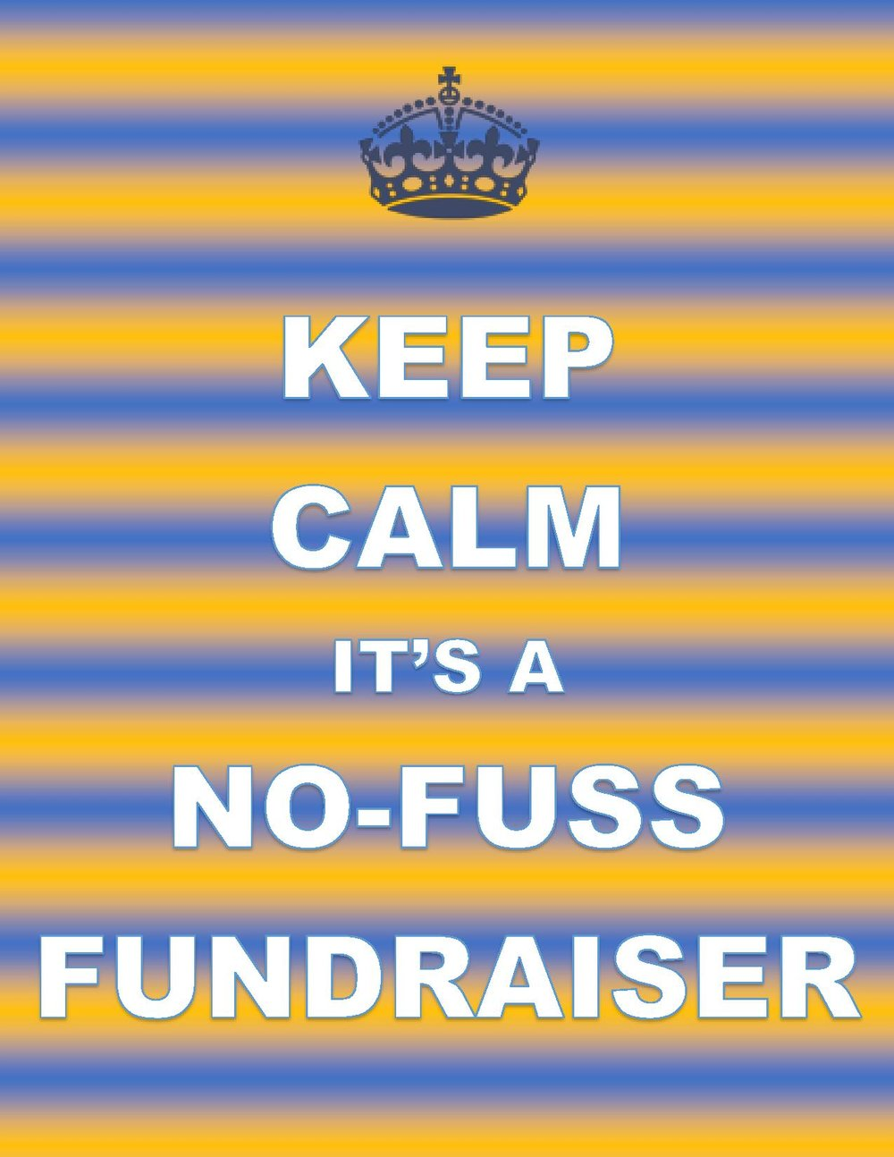 No-Fuss Fundraiser (Blue and Gold).jpg