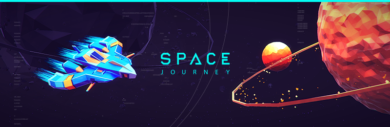Space Journey Header