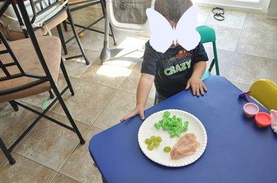 Dr. Seuss Activities - Green Eggs and ham