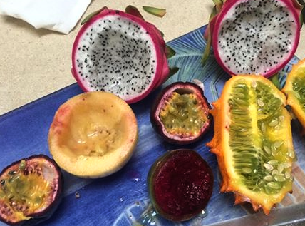 fruittasting