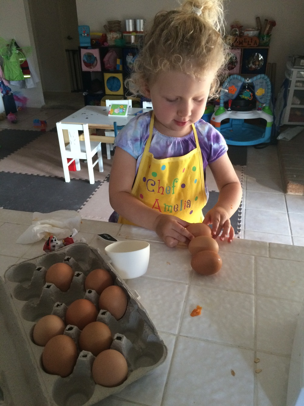Choosing the Eggs